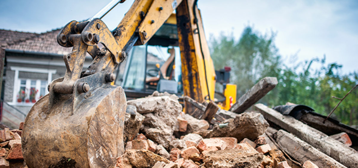 Your Neighbour Builds Without Plans - Can You Get a Demolition Order?